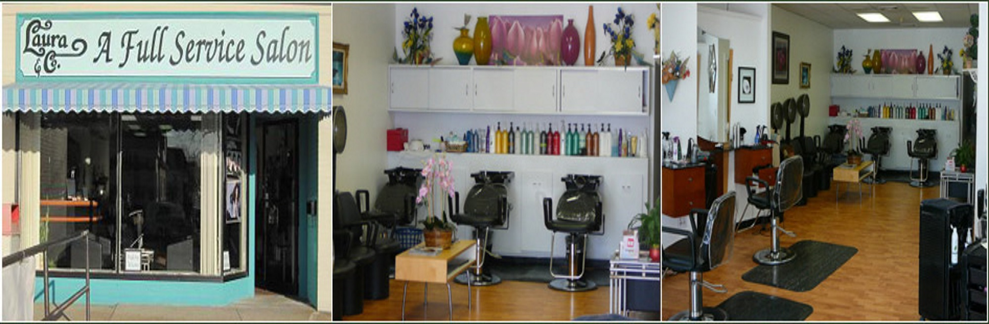 Laura & Co. - A Full Service Salon